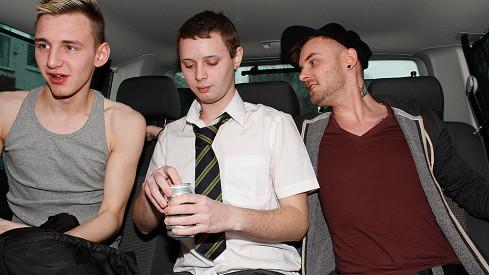 Aiden Jason, Reece Bentley & Adam Watson