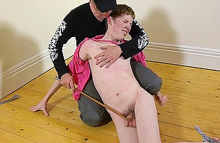 Wanking Off An Innocent Boy