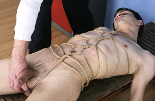 Dylan Tied And Tortured