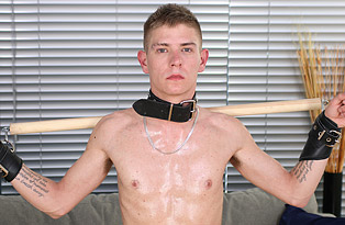 Mark Restrained And Tortured