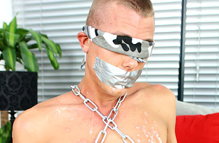 New Twink Kirk Tied And Abused