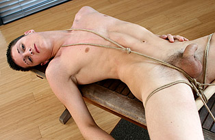 Kenzie Tied And Abused!