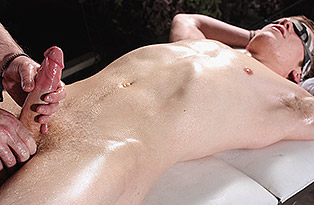 Straight Boy Daniel Drained
