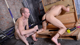 Buggered In The Stocks!