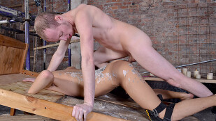 Face Down Twink Arse Up!
