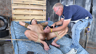 Twink Cock Drained Of Cream