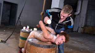 A Painful Experience For Ariel!