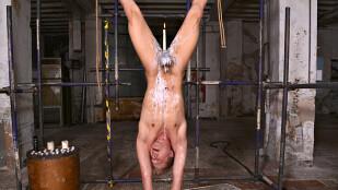 Swinging Like A Piece Of Meat