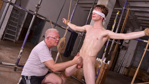 Flexible Alex Meets The Master Part 1