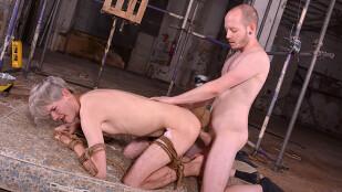 New Teen Boy Used By A Pro - Part 2