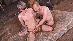 New Teen Boy Used By A Pro - Part 3