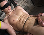 Jake Tied Down And Jerked Off! 5