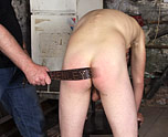 Leo Gets Spanked And Wanked 2