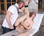 Aiden Gets Shaved Smooth 3