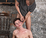 Kalvin Gets Flogged And Spanked 2