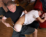 Spanking The Schoolboy Jacob Daniels 2