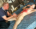 Hung Edwin Milked Of A Load 2