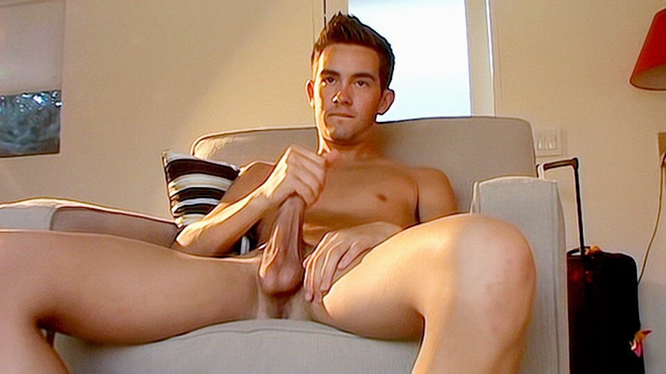 Finger Fucking Jizz Load – Jayden Taylor