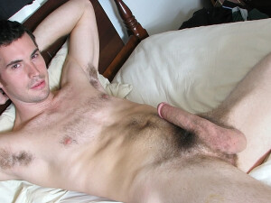 Hairy+Hunter+Unloads+His+Big+Balls