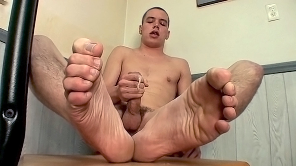 Foot Gay Fetish