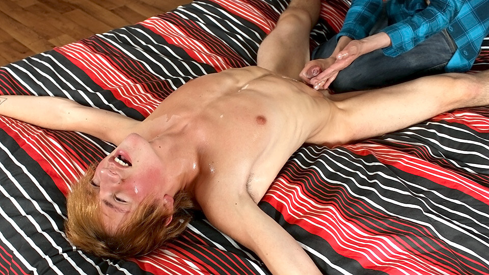 Short young gay twinks porno hair the guy
